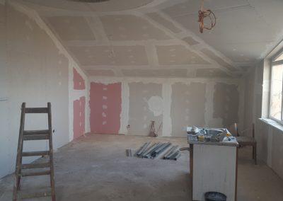 Етаж от къща Бояна - по време на (5)